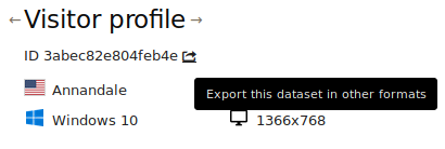 visitor_profile_export_link