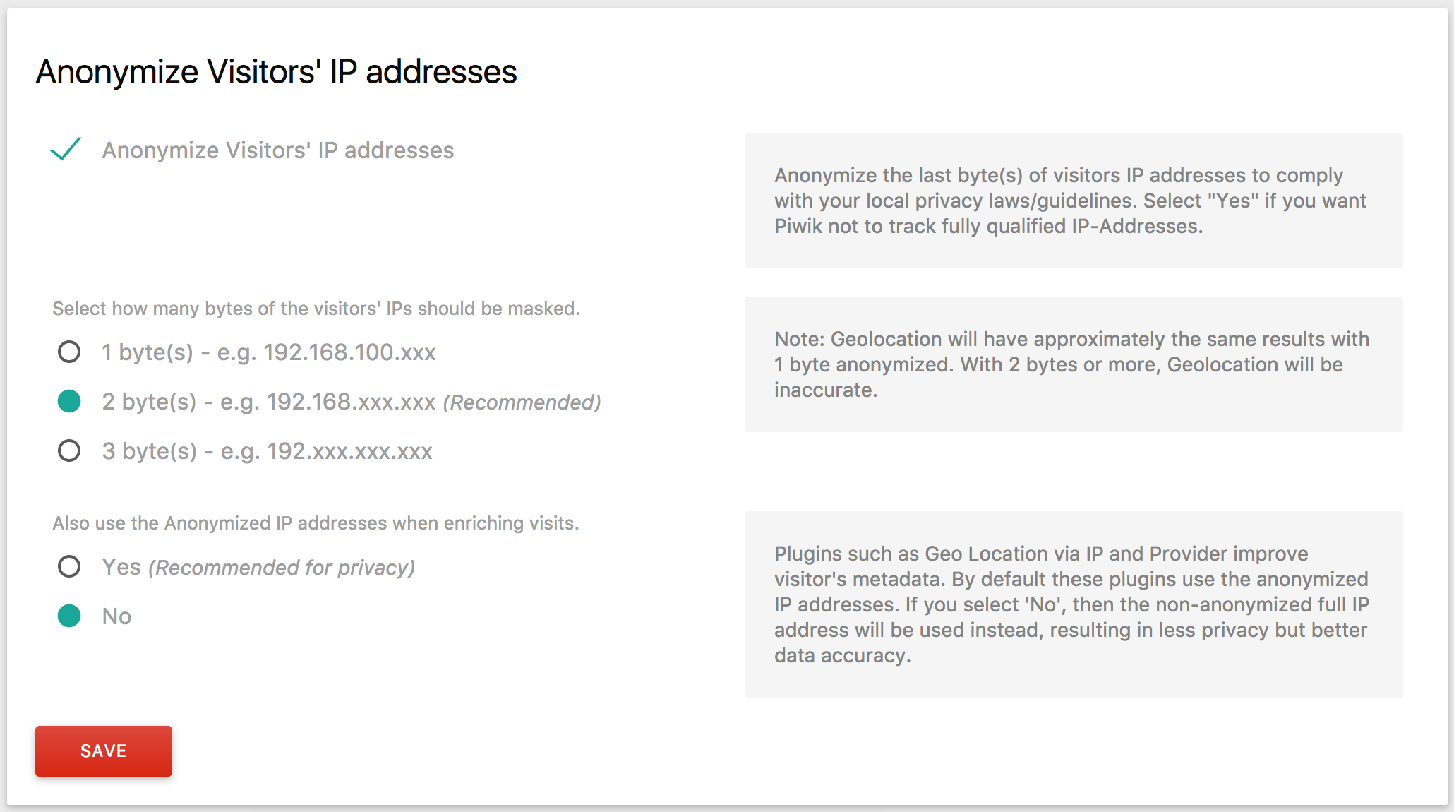 11 ways Piwik Analytics helps you to protect your visitors privacy