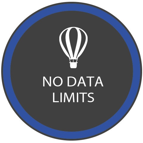 No data limits with Matomo Log Analytics